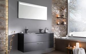 Aménagement de Salle de Bains à Annecy, Salle de bains, douches, douches à l'italienne Clé en main - Etude et réalisation.